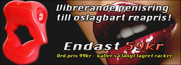 Hot Lips Penisring 59kr