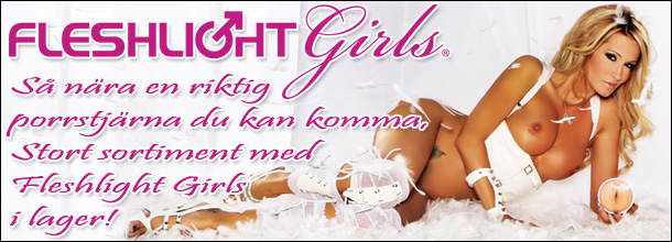 Stort sortiment Fleshlight