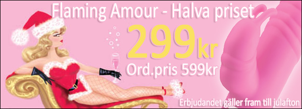 Flaming Amour 299kr