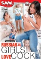 DVD Filmbolag Wildlife Productions Russian Girls Love Cock