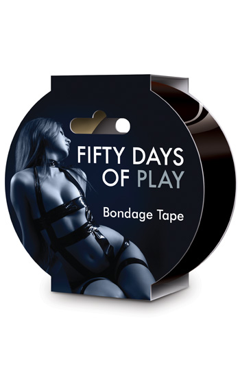 50 Days Of Play Bondage Tape