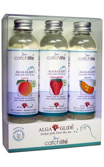 Alga Glide Gift Box 3x75 ml