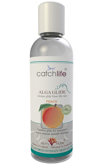 Alga Glide Peach 100 ml