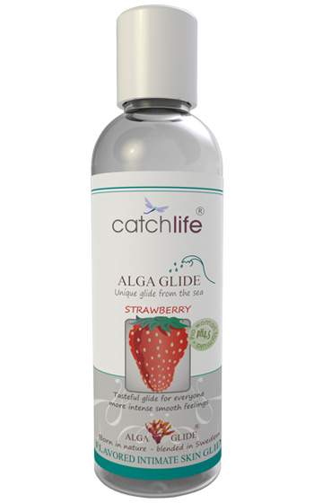 Alga Glide Strawberry 100 ml