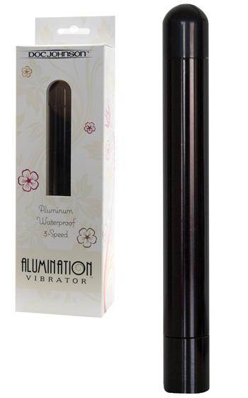 Alumination Vibrator Svart