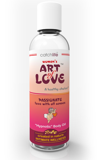 Art of Love Body Oil 100 ml