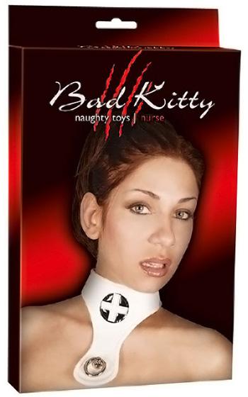 Bad Kitty Collar Nurse