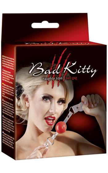 Bad Kitty Gag Ball