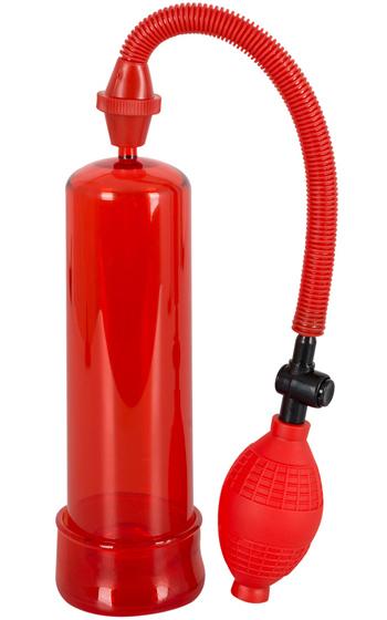 Bang Bang Penis Pump - Röd