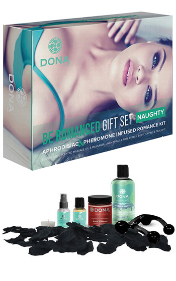 Be Romanced Gift Set Naughty