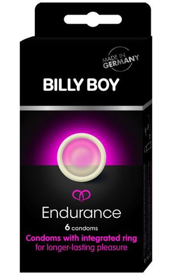 Billy Boy Endurance Delay 6-pack