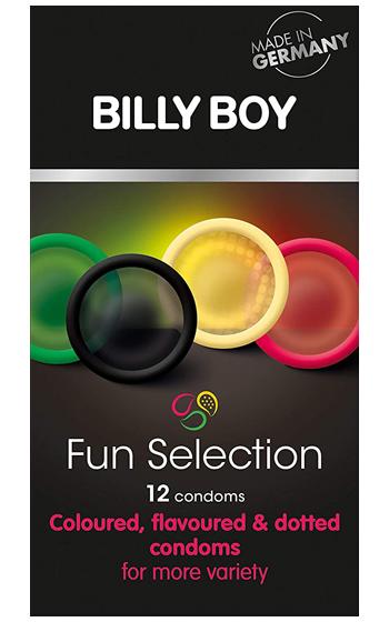 Billy Boy Fun Mix 12-pack