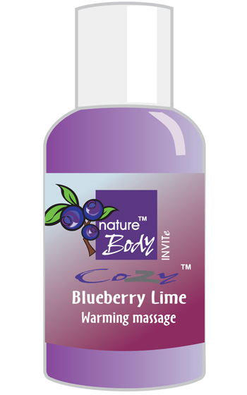 Blueberry Lime Cozy 50 ml