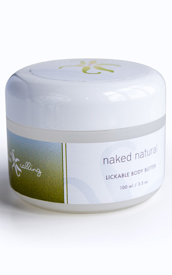 Body Butter Naturell 100 ml