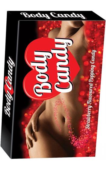 Body Candy Poppande Kroppsgodis