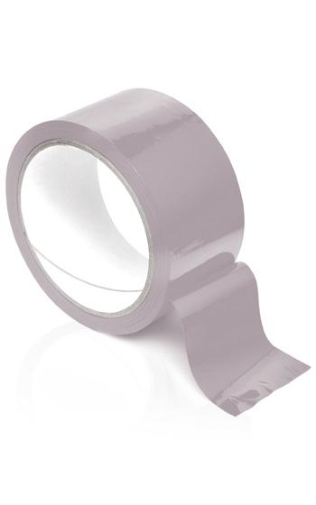 Bondage Tape Silver