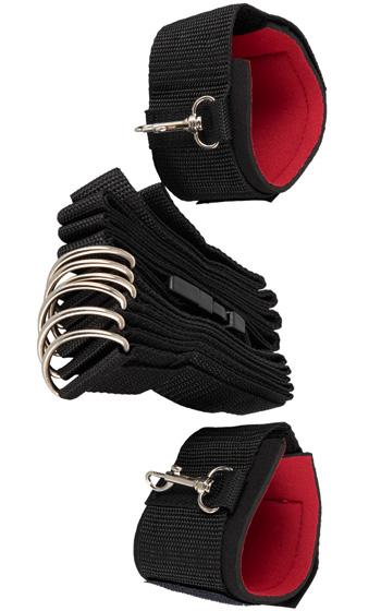 Bondageremmar Bed-shackles