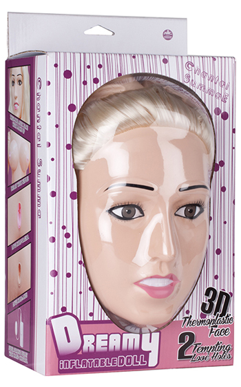 Chantal Summae 3D Love Doll