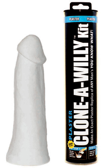 Clone A Willy Plaster
