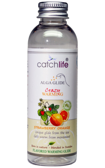 Crazy Warming Strawberry Orange 75 ml