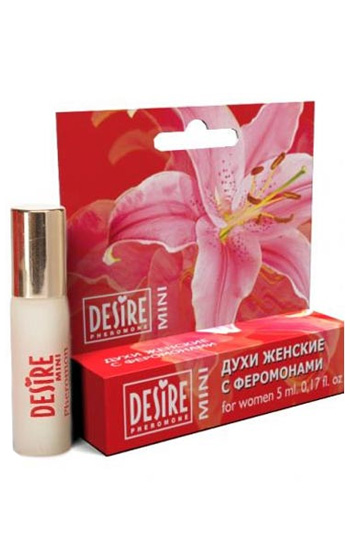Desire Mini for Women 5 ml