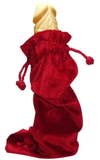 Dildopåse - Röd