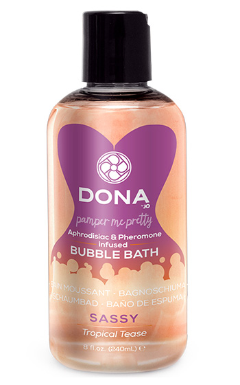 Dona Bubble Bath Sassy 240 ml