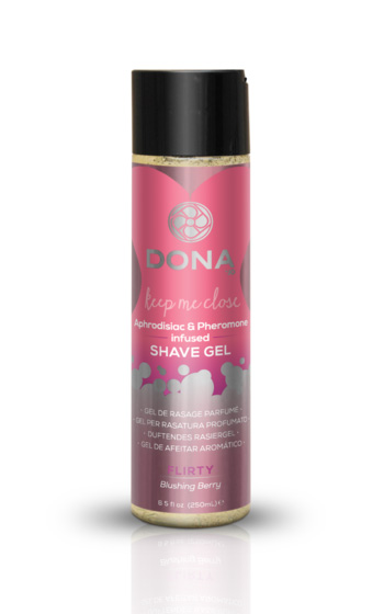 Dona Shave Gel Flirty 250 ml