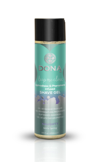 Dona Shave Gel Naughty 250 ml