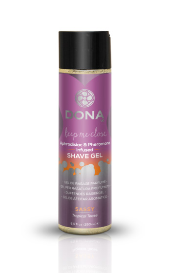 Dona Shave Gel Sassy 250 ml