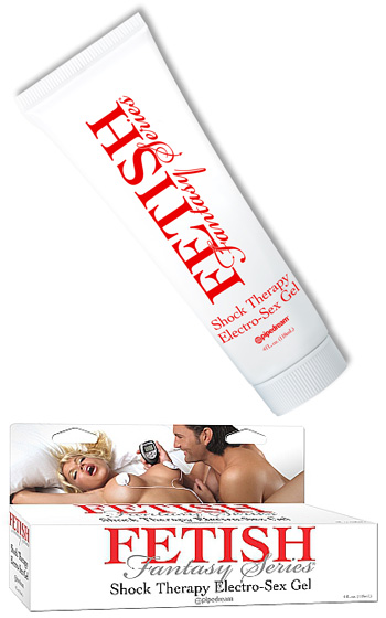 Electro Sex Gel - 118 ml