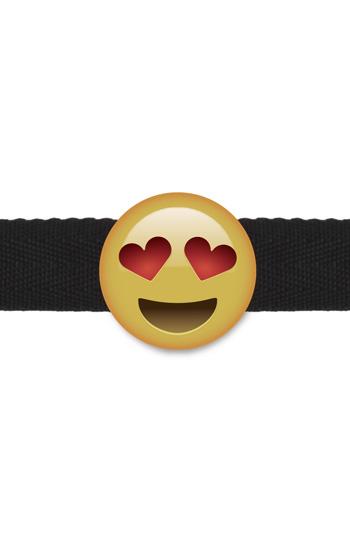 Emoji Kärleksfull Gagball