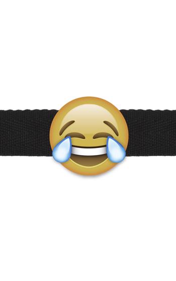 Emoji Skrattande Gagball