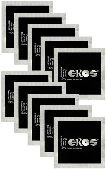 EROS Classic Silicone Bodyglide 10x1.5 ml