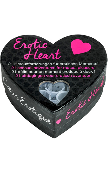 Erotic Heart Mini