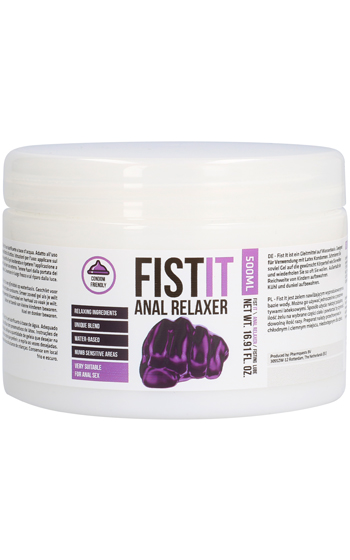 Fist It Anal Relaxer 500 ml