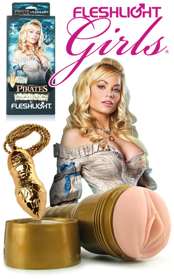 Fleshlight Girls - Riley Steele Pirates Edition