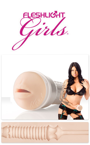 Fleshlight Girls - Tera Patrick Swallow
