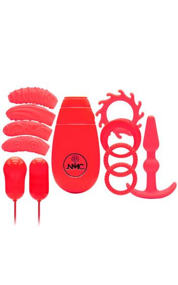 Flirty Kit Set Red