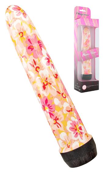 Flower Power Vibrator