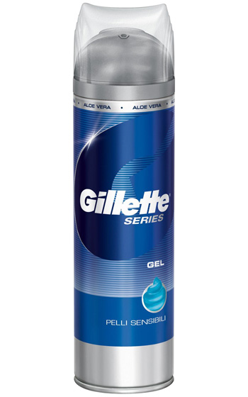 Gillette Gel Aloe Vera - 200 ml