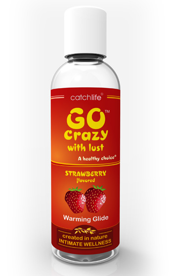 Go Crazy Strawberry 100 ml