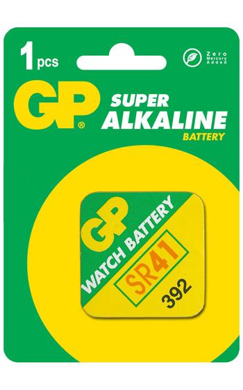 GP SR41 Knappcellsbatteri