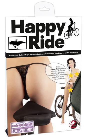 Happy Ride Vibrerande Cykelsadel
