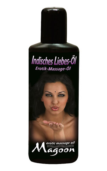 Indisk Massageolja 100 ml