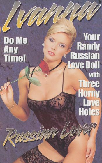 Ivanna Love Doll