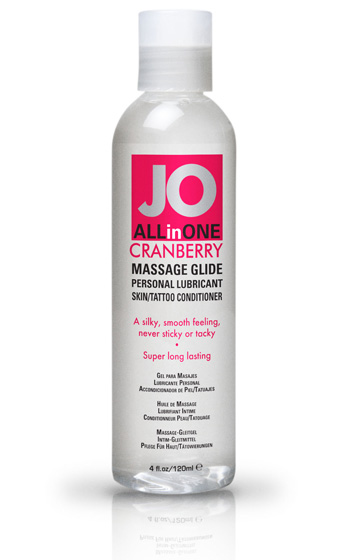 JO All in One Cranberry 120 ml