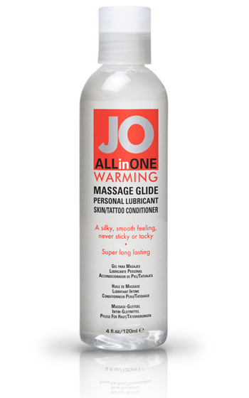 JO All in One Warming 120 ml