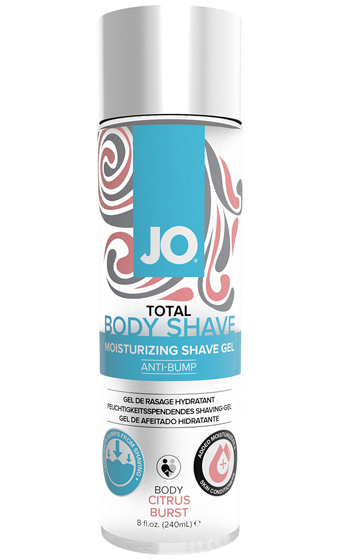 JO Total Body Shave Citrus Burst 240 ml