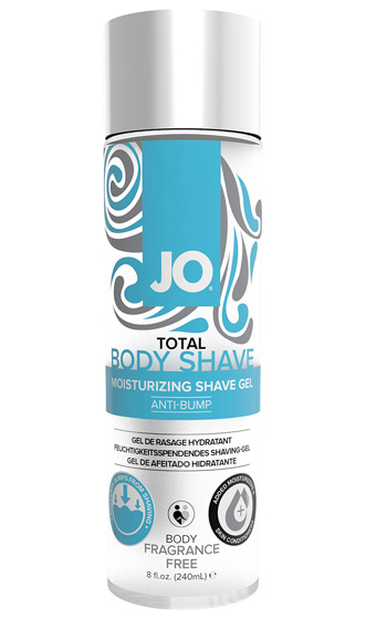 JO Total Body Shave Fragrance Free 240 ml